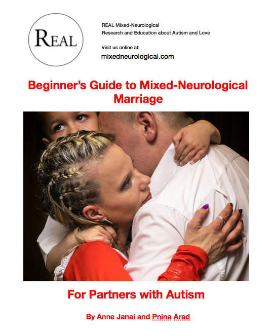 Thumbnail for the post titled: Beginner's Guide for Partners with Autism