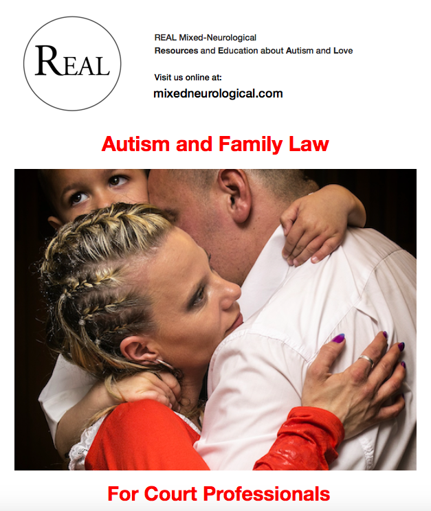 Screenshot of Cover of Family Law White Paper